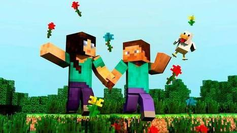 Irish maths professor argues that computer games like Minecraft in the classroom can help students - Independent.ie   Research Capacity-Building in Africa   Scoop.it
