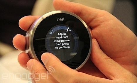 Nest is now officially a part of the Google family | How 2.0, Hobbies & Interests | Scoop.it