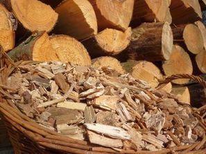 Chaudière au bois : les plaquettes forestières, quel rendement ? | Salon Bois Energie du 12 au 22 mars 2015 à Nantes | Scoop.it