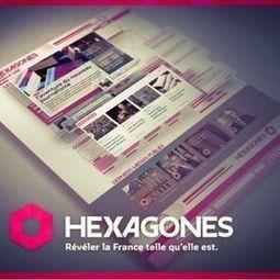 Hexagones, le site d'info qui a fait le pari du crowdfunding | DocPresseESJ | Scoop.it