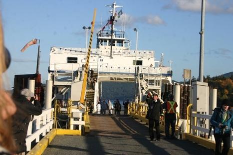 Ferry cuts threaten Saltspring gymnast's dream - Cowichan Valley Citizen | Vancouver Island | Scoop.it