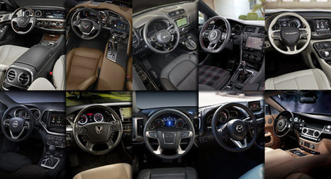 WardsAuto Names its 10 Best New Interiors for 2014 – What do you Think? - Carscoops (blog) | HUB Hyundai Houston | Scoop.it