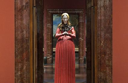 Michael Landy's brilliant new exhibition animates the gruesome legends of saints | Studio Art and Art History | Scoop.it