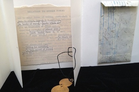 Mail/Art/Book Opening Reception: Correspondence Art meets Book Art! free - thebolditalic | Because I said So | Scoop.it