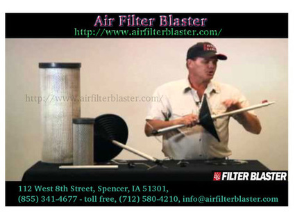 Air Filter Construction for Engine | airfilterblaster | Scoop.it
