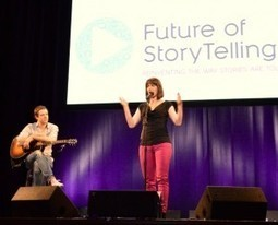 How To Tell Better Stories: 10 Profound Lessons From The Future Of Storytelling Conference | Irresistible Content | Scoop.it