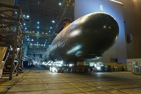 GD to Christen US Navy's Most Advanced Submarine, North Dakota, on Saturday | Soldiers | Scoop.it