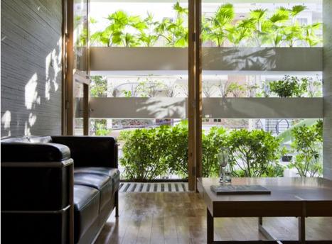 Stacking Green, la maison verticale et écologique ! … où il faut aimer les escaliers ! | The Architecture of the City | Scoop.it