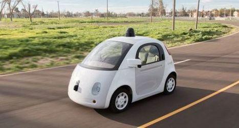 Primer accidente con heridos de los vehículos sin conductor de Google | LabTIC - Tecnología y Educación | Scoop.it
