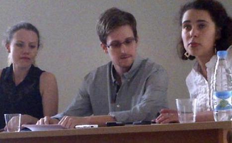 Espionnage de la NSA: Vers de possibles discussions avec Edward Snowden? | Geeks | Scoop.it