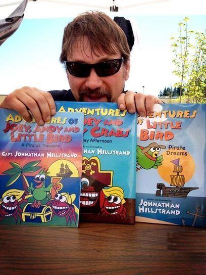 """Deadliest Catch"" Captain Johnathon Hillstrand Is Writing Children's Books - MyNorthwest.com | Children's Writing and Content Creation | Scoop.it"