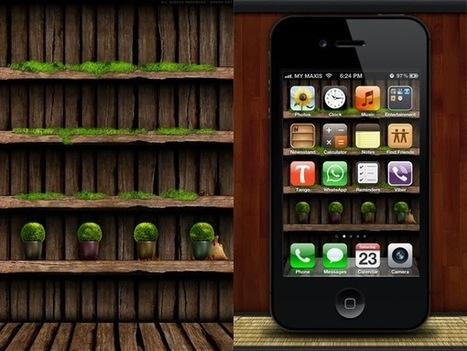 Amazing iPhone Wallpapers | iNPhoShop | AndroOcean & iNPhoShop | Scoop.it