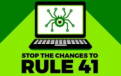 Don't let the government hack your computer. Tell Congress to stop changes to #Rule41. | Rights & Liberties | Scoop.it