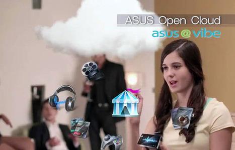 ASUS introduceert Open Cloud Computing - Tablets Magazine | ICTMind | Scoop.it