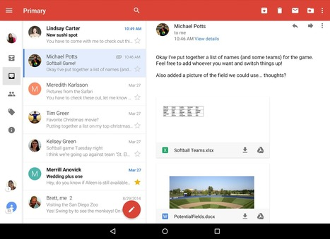 Gmail vous permet de recevoir tous les emails de tous vos comptes email existants - #Arobasenet.com   Au fil du Web   Scoop.it