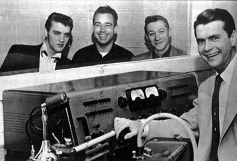 See Where Elvis Presley Recorded His First Hit - NBCNews.com | Music | Scoop.it