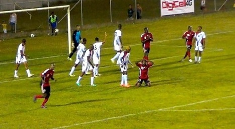 Belize, Trinidad play to scoreless draw | Belize in Social Media | Scoop.it