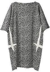 Kenzo / Floral Cotton Dress | La Garçonne | Nadinement vôtre | Scoop.it