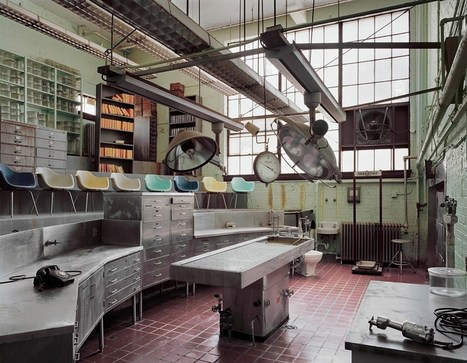 The Haunting Beauty of Abandoned Psychiatric Hospitals   Vers les hauteurs   Scoop.it