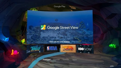 Why Google Daydream matters — and how it could change virtual reality | Technoculture | Scoop.it