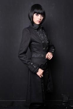 manteaux Veste Gothique Aristocrate Victorien   Manteaux et Vestes Femme Gothique-Pentagrammeshop   Scoop.it