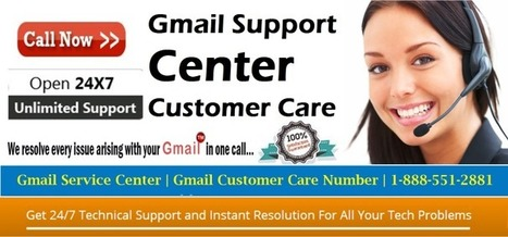 Find Gmail technical service from Google and third parties   Gmail,Hotmail,Yahoo Tech Support Number - 1-888-551-2881   Scoop.it