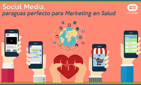 Social Media, el paraguas perfecto del Marketing en Salud   eSalud   Scoop.it