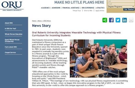 Un coach électronique obligatoire pour des étudiants américains | Histoire culturelle - Normes et pouvoirs, pratiques et sensibilités | Scoop.it