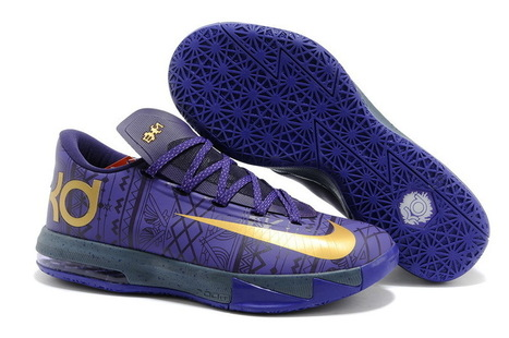 Cheap Nike KD 6 BHM Purple Blue Gold - Cheap Nike Frees,Cheap Nike Free Run 3,Cheap Free Runs,Cheap Nike Free 5.0 V2,Cheap Nike Free 4.0 V3,Cheap Nike Free 3.0 V5! | cheap kd 6,cheap nike kd vi shoes release on www.cheapnikefrees.biz | Scoop.it