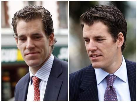 Les jumeaux Winklevoss rattrapés par le scandale du Bitcoin | Digital surroundings | Scoop.it