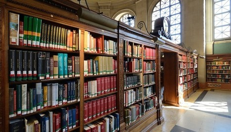 'Libraries are forever': The future of libraries in the digital age | things that intrest Rashmi | Scoop.it