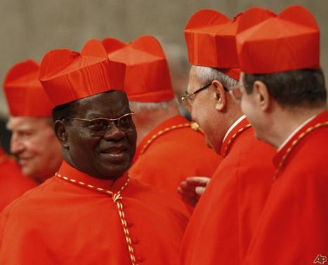 Après Benoît XVI, un premier pape non européen? | Flux événementiels | Scoop.it