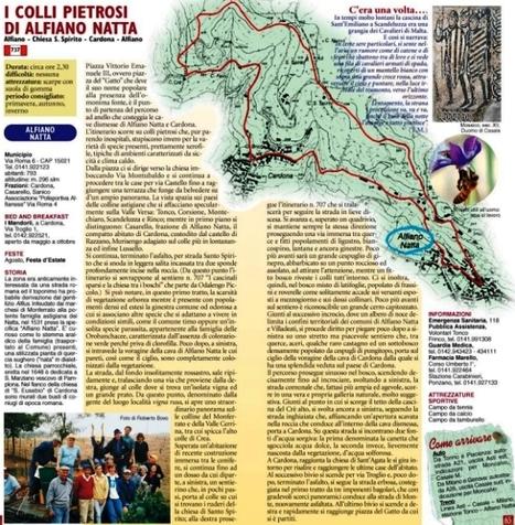 Camminare il Monferrato – Alfiano Natta | Prova | Scoop.it