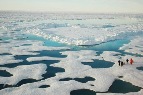 Whitening the Arctic Ocean: May restore sea ice, but not climate | Climate Chaos News | Scoop.it