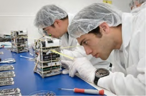 Smallsat Market Projected to Grow Nearly 20% from 2016 - 2021 | More Commercial Space News | Scoop.it