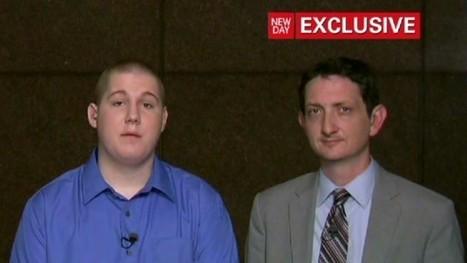 'New Day' Exclusive: Teen Jailed for Facebook Comment Speaks   FootprintDigital   Scoop.it