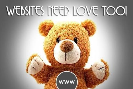 Websites Need Love Too | online presence | Scoop.it