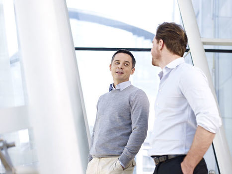 Body Language that Will Make You More Persuasive and Likable | Growing To Be A Better Communicator | Scoop.it