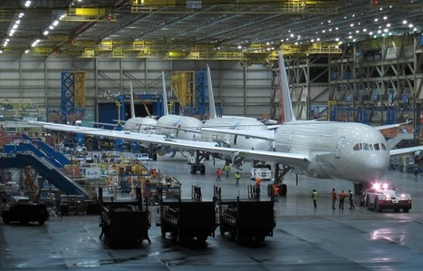 The price of Boeing's 787 sales success | Boeing Commercial Airplanes | Scoop.it