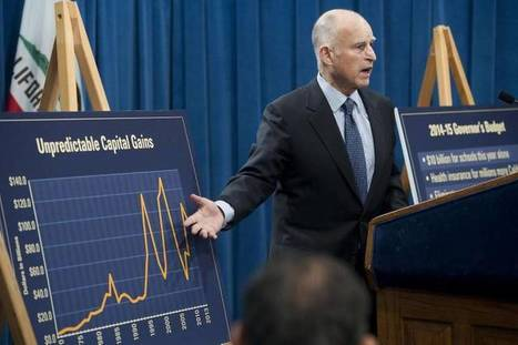 Jerry Brown's budget plan will hold line on higher education spending | California | Scoop.it