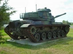 M60A3 Detailled – Walk Around | History Around the Net | Scoop.it