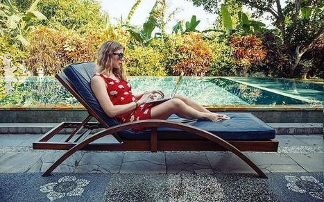 Living and working in paradise: the rise of the 'digital nomad' | Location Independent | Scoop.it