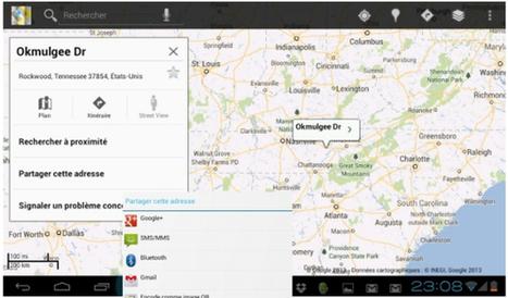 Un tutoriel pour créer des activités géolocalisées avec tablettes et QRCodes - Tablette-Tactile.net | Ressources Ecole | Scoop.it