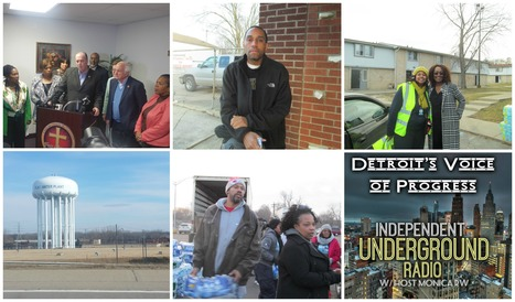 Flint Water Crisis: Real Stories, Real People, Real Life - A Mini Documentary | Independent Underground News & Talk | Independent Underground News & Talk - Michigan Politics | Scoop.it