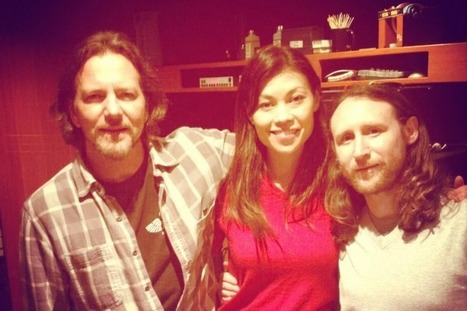 Pearl Jam Not Recording Strings With Incubus' Guitarist | tunes | Scoop.it