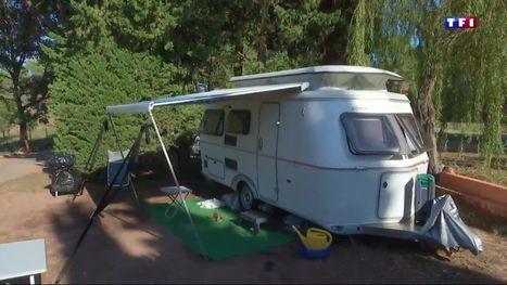JT 13H - La caravane revient à la mode | Campings et tourisme dans le Tarn | Scoop.it