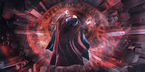 This Doctor Strange Fan Poster Has Us Excited For The Movie | Best Movies To Watch | Scoop.it