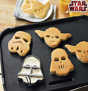 May The Fork Be With You: Star Wars Pancake Molds   GeekGasm   Scoop.it