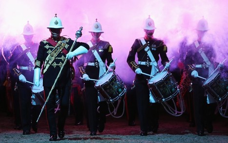 Best of British: armed forces rehearse for 2012 British Military Tournament | The Indigenous Uprising of the British Isles | Scoop.it