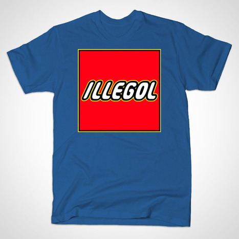 ILLEGOL by karmadesigner | karmadesigner | Scoop.it